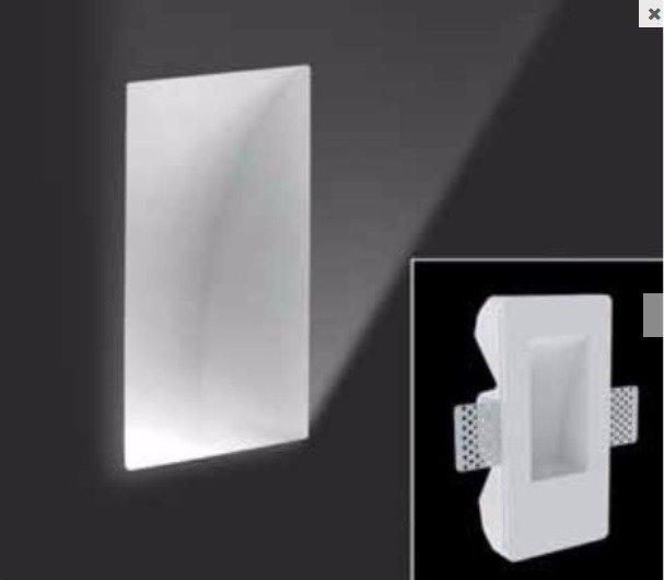 Oprawa Schodowa Leucos Sd 084 N Biała 17 X 85 Cm Led Lampy