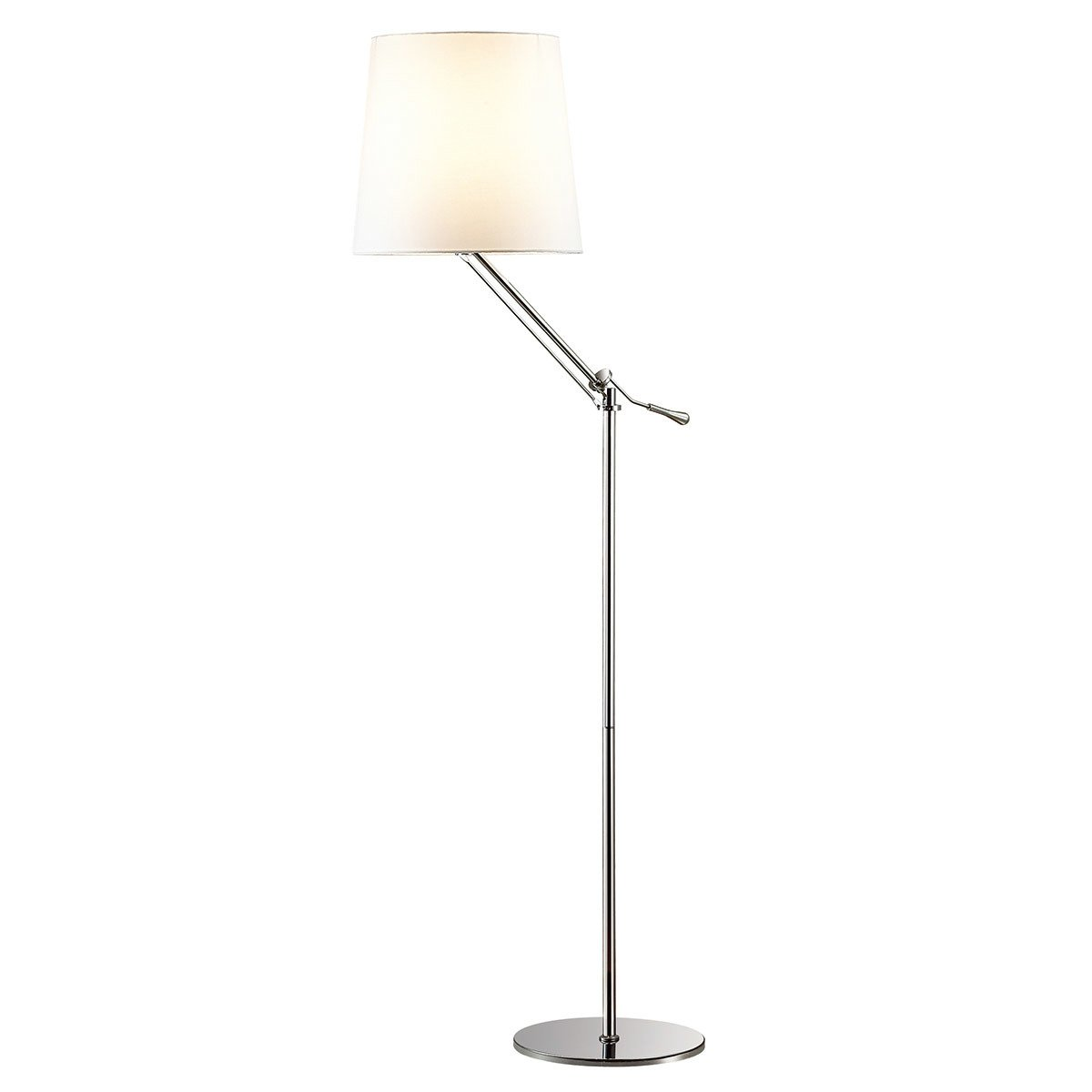 Otelio MA05098FA 001 02 Lampa Podłogowa Italux biała