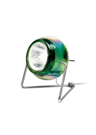 Lampka Fabbian BELUGA COLOUR D57 B03 43 green
